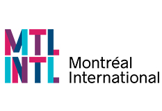 Logo Montreal international